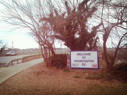 Welcome to Washington DC
