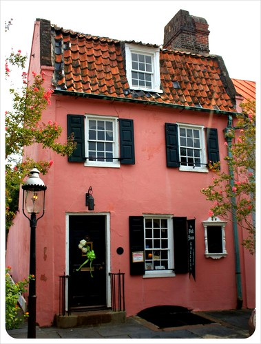 charleston little pink house