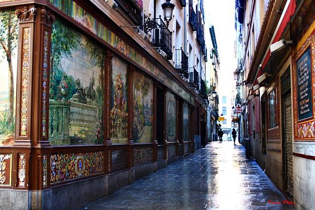calle prostitutas madrid prostitutas de luces de bohemia