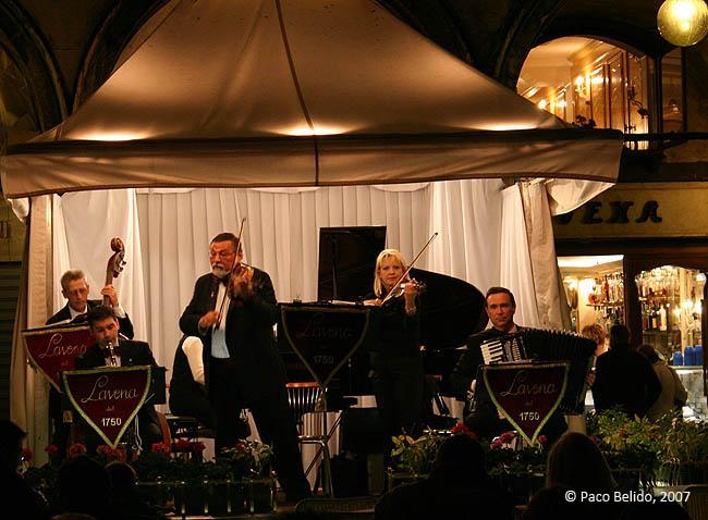Orquesta del Lavena. © Paco Bellido, 2007