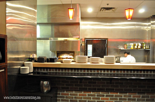 Open Kitchen at Bricks Pub ~ Blaine, MN