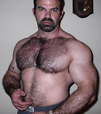 Gay Hairy Muscles 53