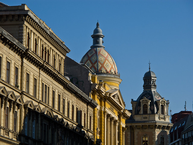 Wandering Budapest