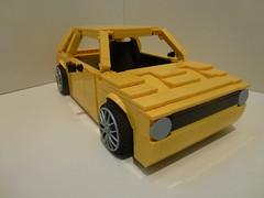 Modified Volkswagen Golf MK1