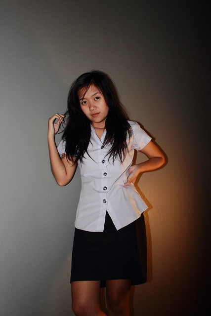 Protrait shooting from Canon 600D with kit lens 18-55 mm 3