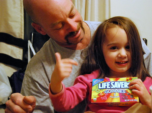 Happiness is Lifesaver Gummies