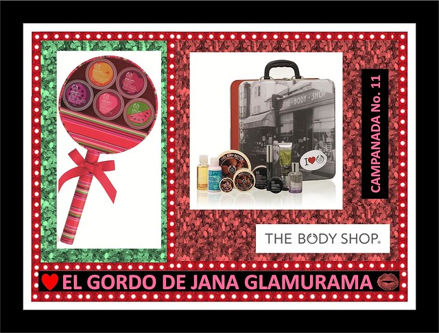 The Body Shop - Campanada 11