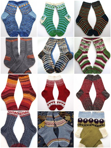 My 2011 peronsal sock club