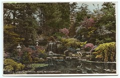 Compton Acres Gardens, Canford Cliffs Road, Canford Cliffs, Poole, Dorset