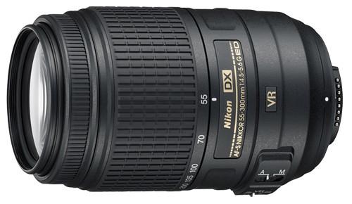 Nikon 55-300mm f:4.5-5.6 VR DX