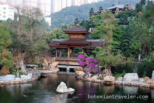 Nan Lian Gardens Lake
