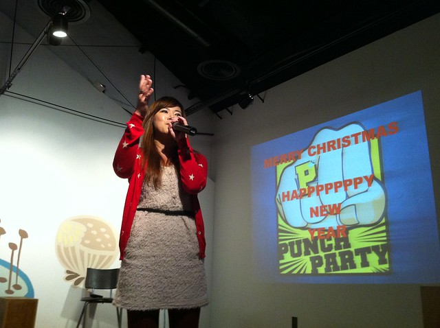 Punch Party 最終回