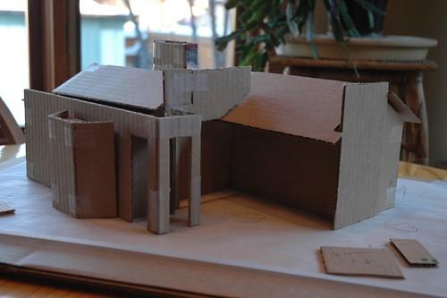 Cardboard Model