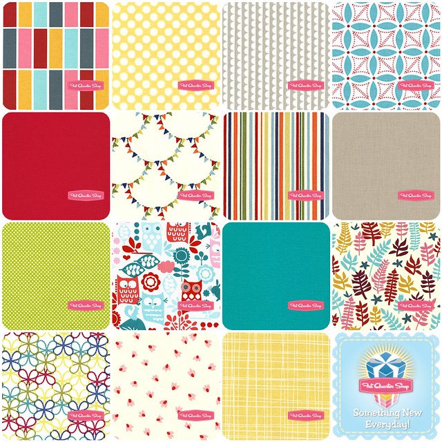 Blogger's Choice Fat Quarter Bundle competition  -- So fun!!!