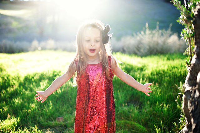With Open Arms - Beautiful Portraits of Kids