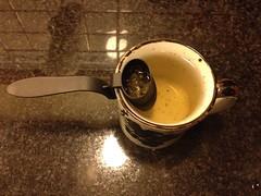 Lindén tea-strainer