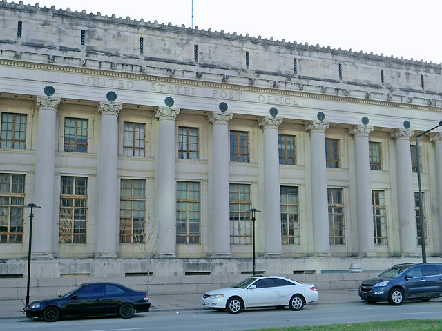 Downtown Post Office, Fort Worth