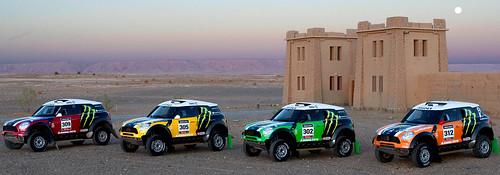 MINI ALL4 Racing 2012 X-Raid