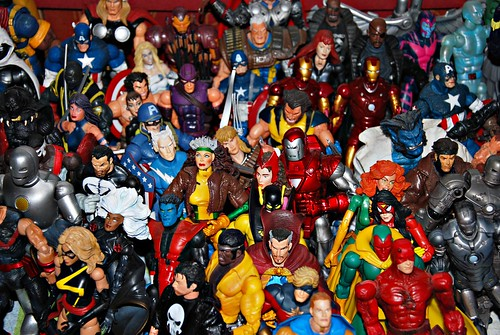 Marvel Legends nostalgia