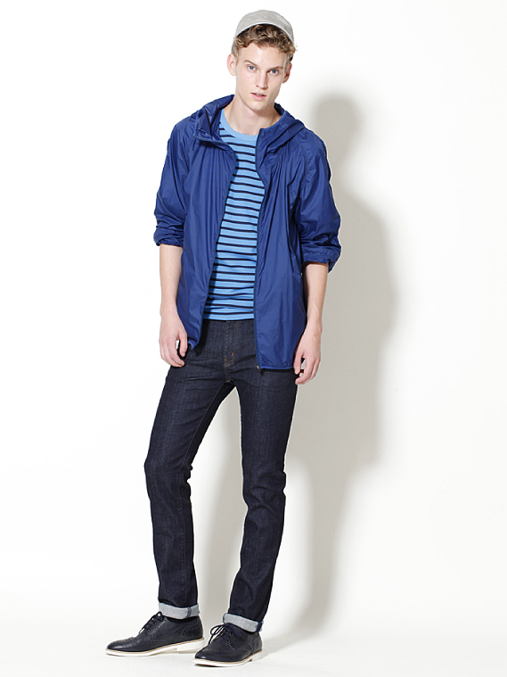 UNIQLO EARLY SPRING STYLE FOR MEN 2012_014Alexander Johansson