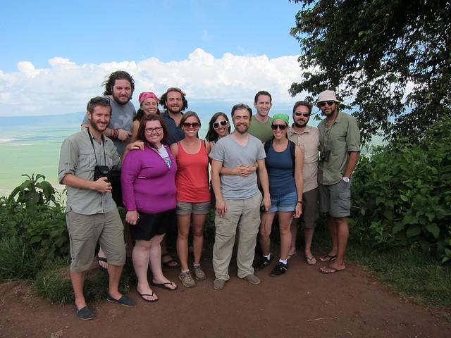 Ready to Safari at Ngorongoro Crater