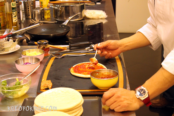 Cooking with Chef Eric Teo using Yifon Mushrooms