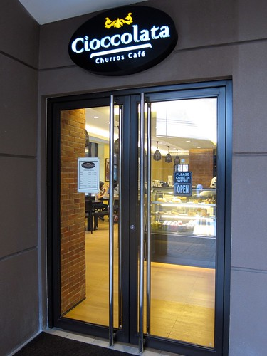 Cioccolata Churros Cafe