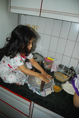 Marziya Shakir Makes Her Own Parathas.. by firoze shakir photographerno1