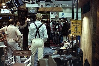 1983 SMPTE Convention - Sustaining Member