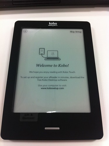 Welcome to Kobo!