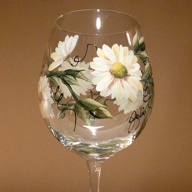 6616335675 8ea65134c3 for Hand painted glassware