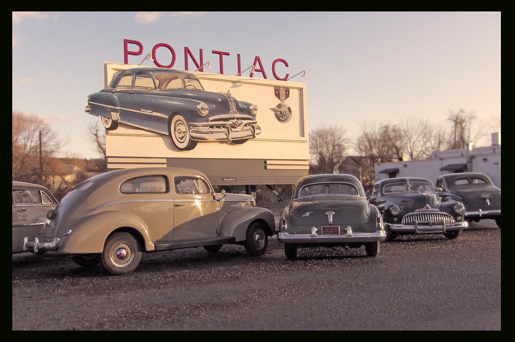 Pontiac for 1951!