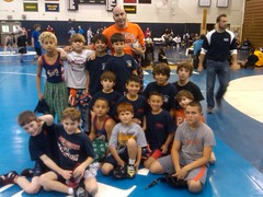 Nazareth, PA K-6 Youth Dual Meet Tournament