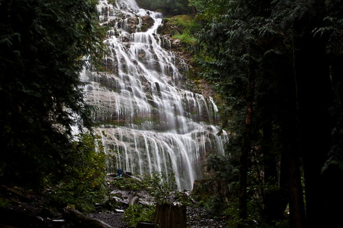 Bridal Veil Falls in the Rain 8