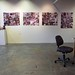 Installation View, Artist's Studio, Nov. 2011