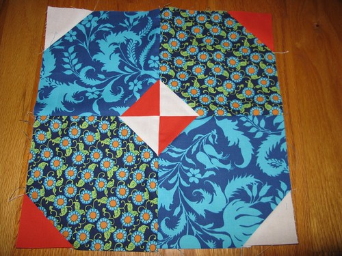 Sew. Happy. Quilt, Week 1