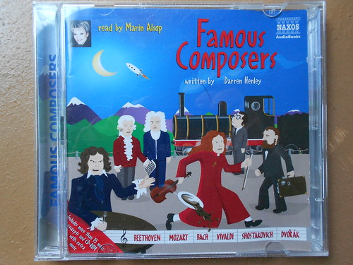 Famous Composers CD