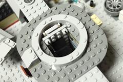 Quad Laser Access Tube