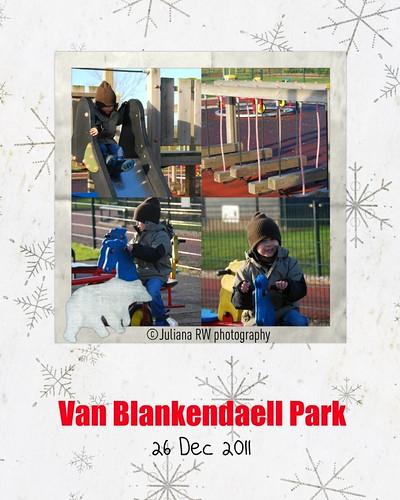At Van Blankendaell Park