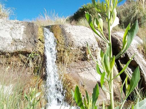 Cascada El Palque Zonda San Juan Argentina by [º(o) ] Camerarider