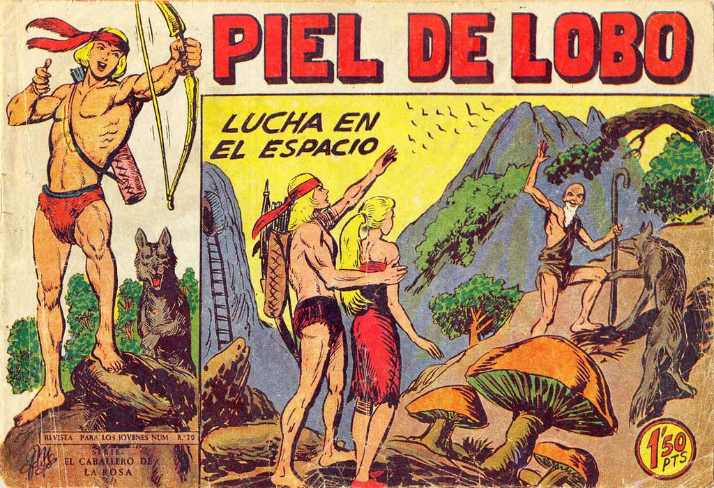 Manuel Gago - Piel de Lobo 21