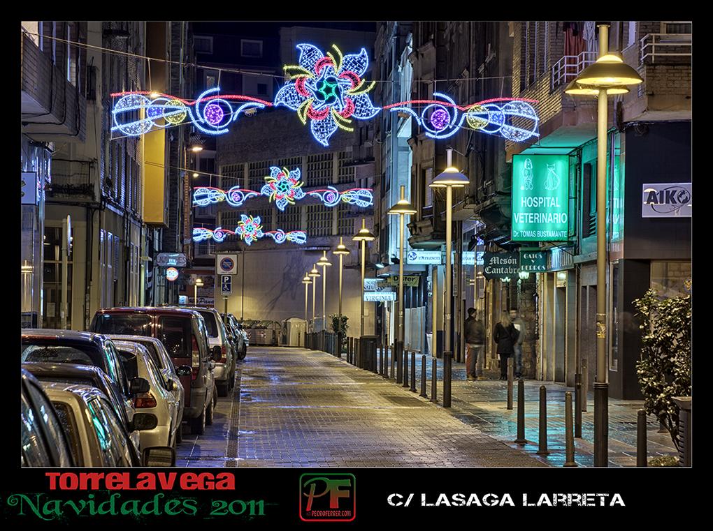 Torrelavega - Lasaga Larreta  - Navidades 2011
