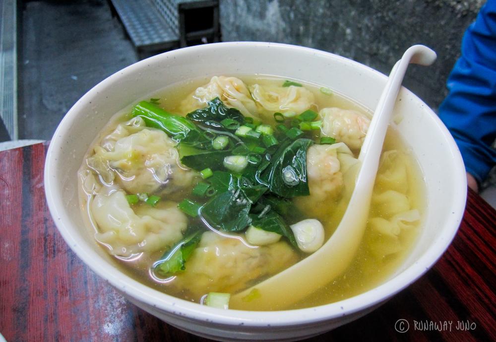 Won Ton Noodle