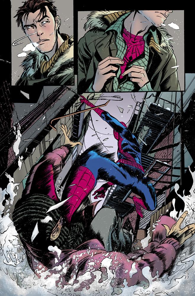 Amazing spiderman 677