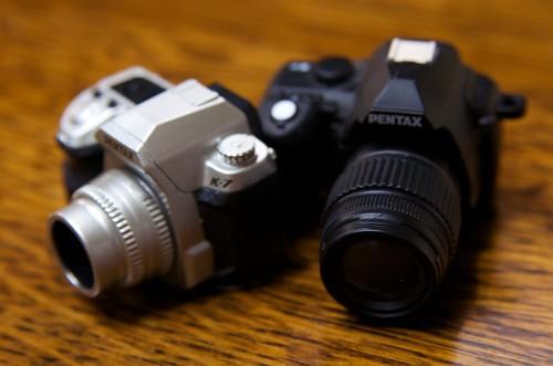 Pentax K-7&K-x Miniature