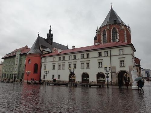 Mały Rynek, Krakow