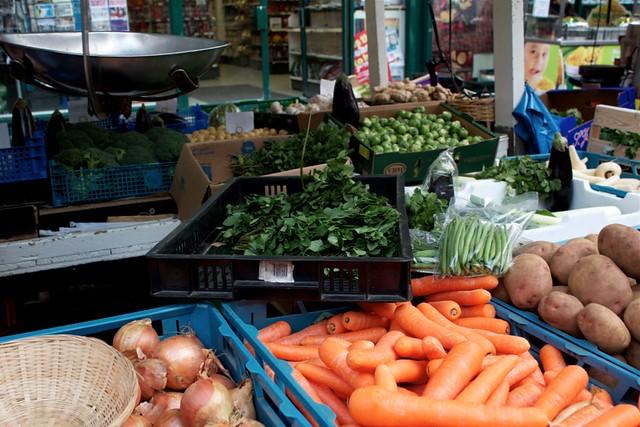 produce @ portobello market