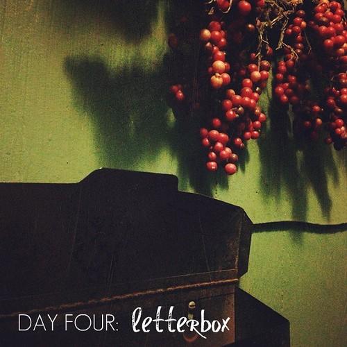 letterbox. #janphotoaday