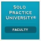 Solo Practice University Faculty