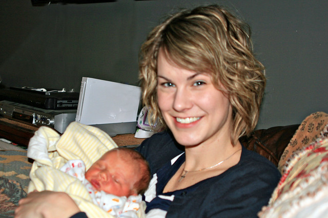 Baby Colton & Me